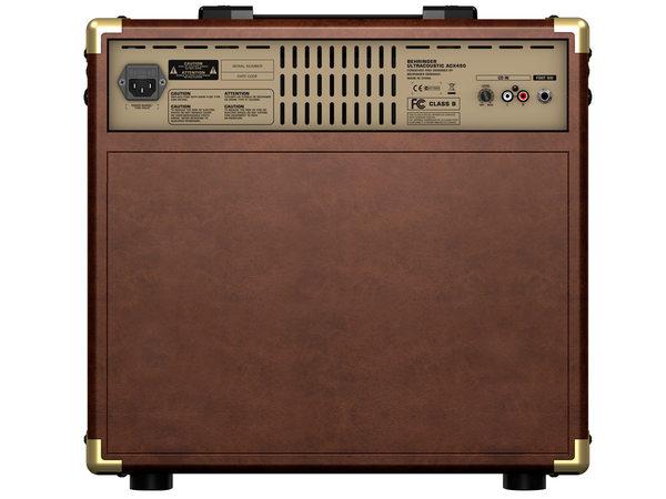 behringer acx450 ultracoustic strumenti musicali net. Black Bedroom Furniture Sets. Home Design Ideas