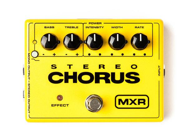 MXR M134 Stereo Chorus  Strumenti Musicali net
