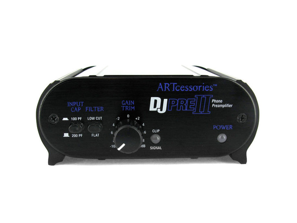 ART DeejayPre II Phono Preamp
