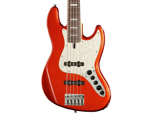 MARCUS MILLER V7 Alder 5 BMR Bright Metallic Red