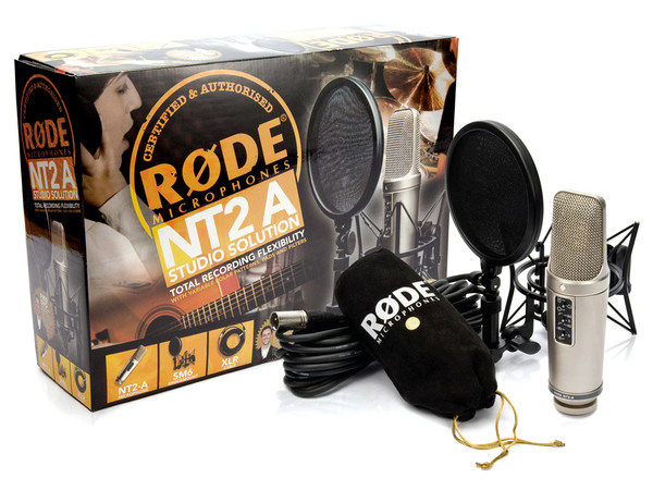RODE NT2a - Studio Solution