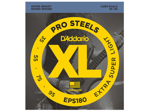 D'ADDARIO EPS180 Extra Super Light