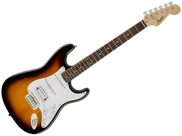 Fender squier bullet stratocaster rw sunburst strumenti musicali