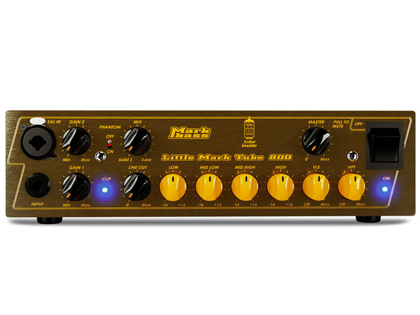 MARKBASS Little Mark Tube 800