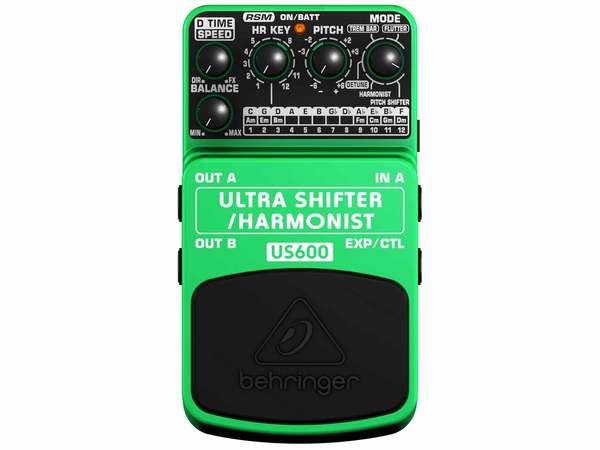 BEHRINGER US600 Ultra Shifter / Harmonist
