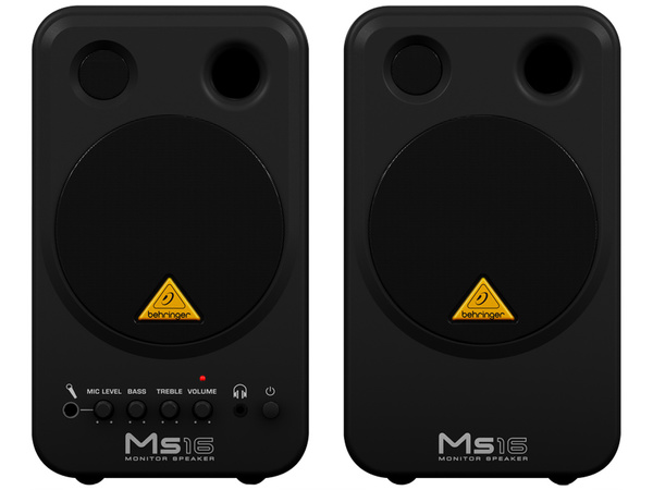 BEHRINGER MS16 (coppia)