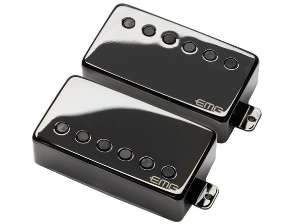 EMG JH Set Black Chrome