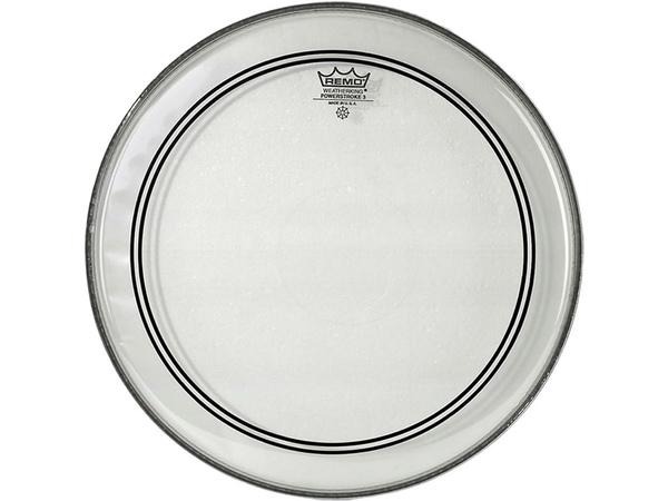REMO PowerStroke 3 Clear Kick Drum Head