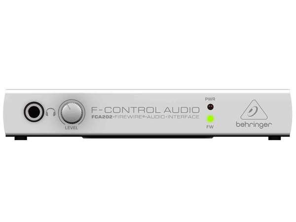 BEHRINGER FCA202 F-Control