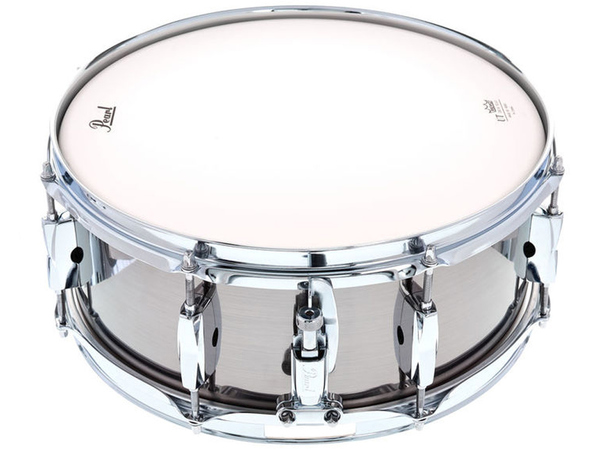 PEARL Export Snare Smokey Chrome