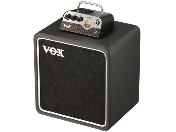 VOX MV50 AC Set Head + Cabinet  8