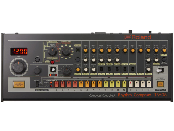 ROLAND TR-08 - Boutique Limited Edition