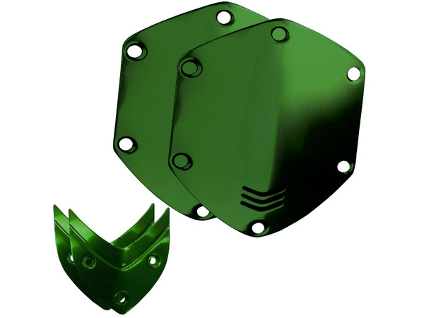 V-MODA Over Ear Shield Plates - Hawk Green