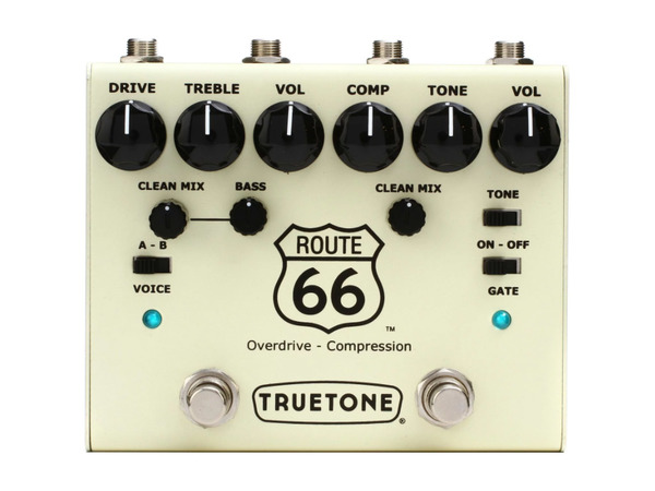 TRUETONE Visual Sound V3 Route 66