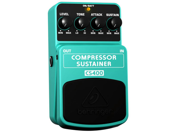 BEHRINGER CS400 Compressor / Sustainer