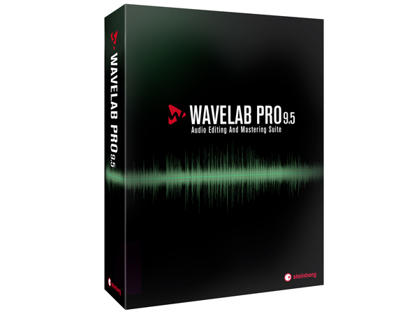 STEINBERG WaveLab Pro 9.5 - Educational