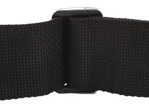 LEVY'S M8 Poly-Black Guitar Strap