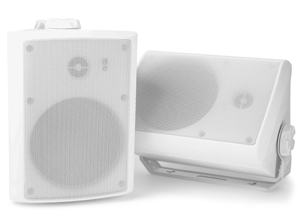 POWER DYNAMICS WS40A Wi-Fi Speaker White (coppia)