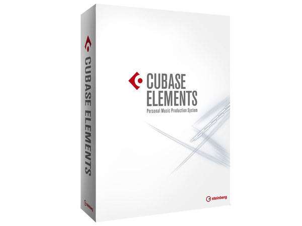 STEINBERG Cubase Elements 9.5 - Educational