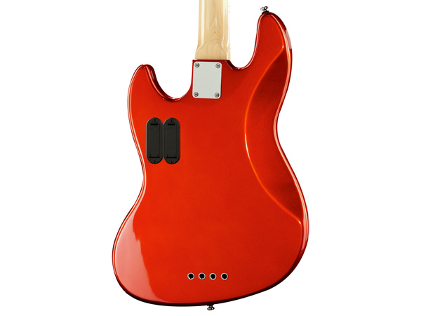 MARCUS MILLER V7 Swamp Ash 4 BMR Bright Metallic Red B-Stock