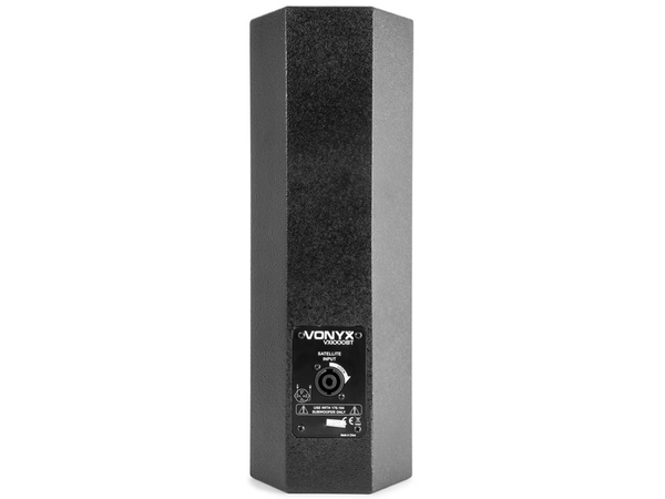 VONIX VX1000BT 2+2 Sound System B-Stock