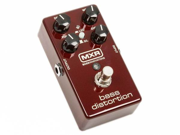 MXR Bass Distortion - M85