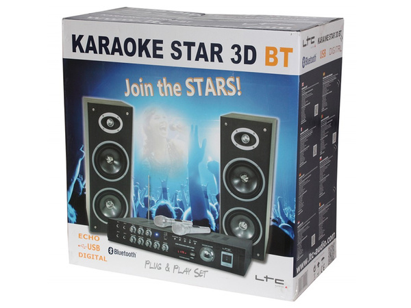 KARAOKE Star Set3 BT