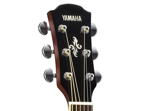 YAMAHA APX600 Old Violin Sunburst