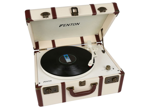 FENTON RP145 Record Player Big Suitcase