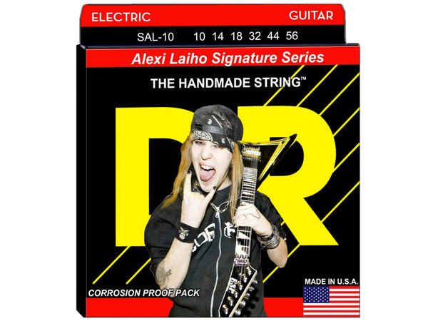 DR STRINGS SAL-10 Alexi Laiho Signature