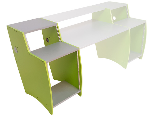 PALLADIO 25 Double Rack - Lime Green