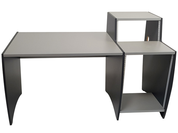 PALLADIO ULTRAdesk Studio Pro - Gray Black