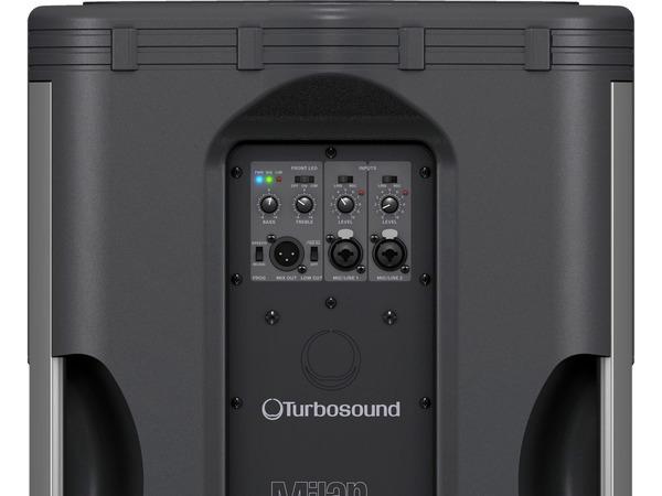 turbosound milan m12 strumenti musicali net. Black Bedroom Furniture Sets. Home Design Ideas