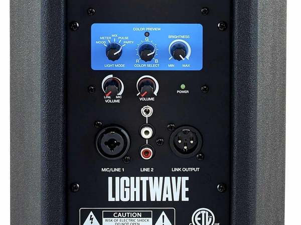 NUMARK Lightwave