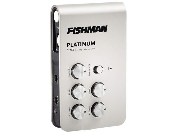 fishman platinum stage eq di strumenti musicali net. Black Bedroom Furniture Sets. Home Design Ideas