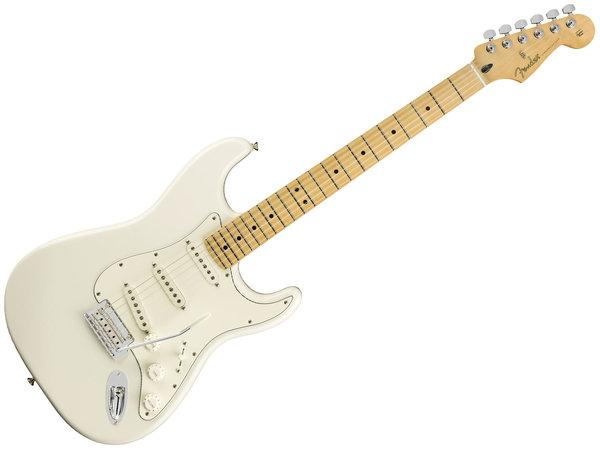 FENDER Player Stratocaster MN Polar White