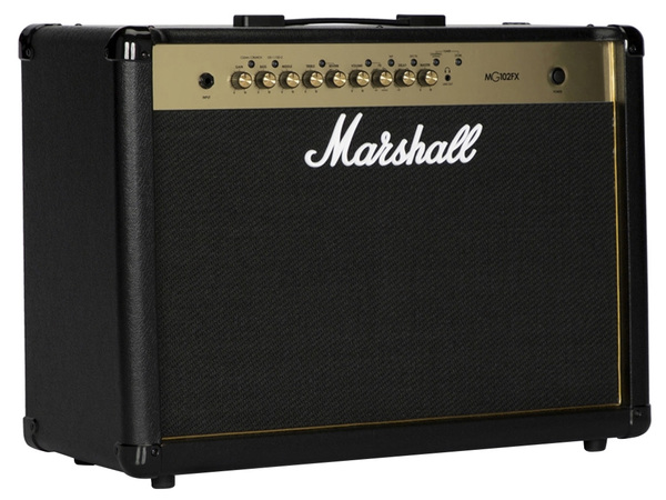 MARSHALL MG102GFX MG Gold