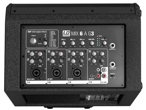 LD SYSTEMS Mix 6 A G3