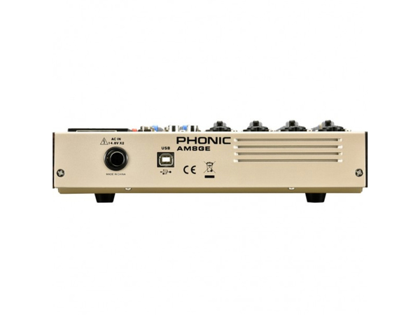 PHONIC AM8GE