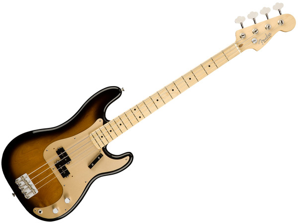 FENDER American Original '50s Precision Bass MN 2-Color Sunburst