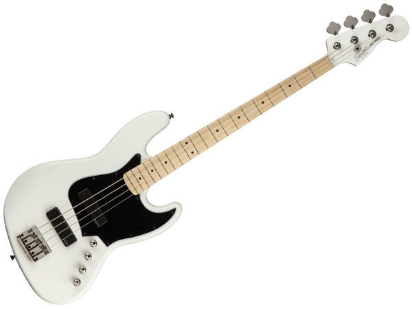 FENDER Squier Contemporary Active Jazz Bass HH MN Flat White