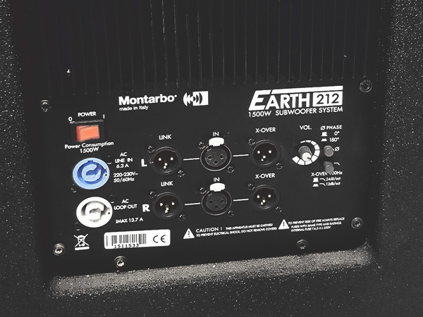 MONTARBO Earth 212