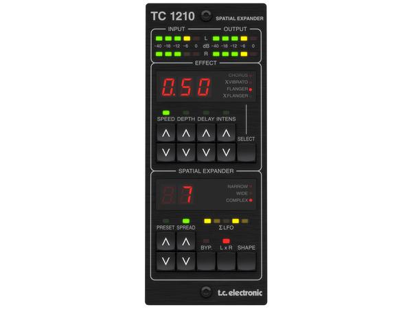 TC ELECTRONIC TC1210 Native / TC1210-DT