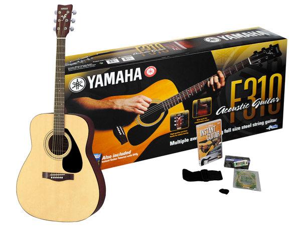 YAMAHA F310P2 Pack Natural
