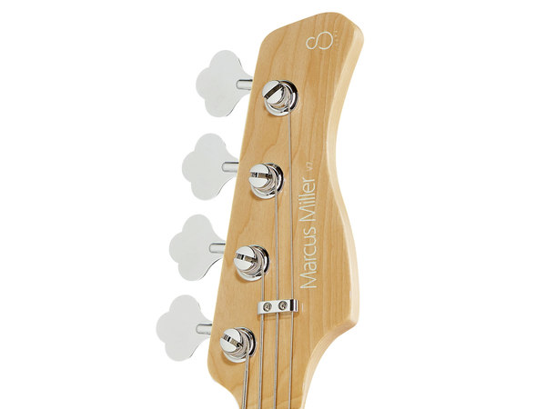 MARCUS MILLER V7 Swamp Ash 4 NT Natural (2nd Gen)