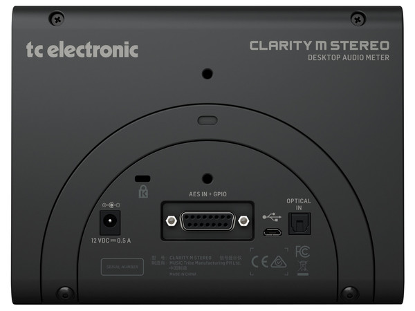 TC ELECTRONIC Clarity M Stereo
