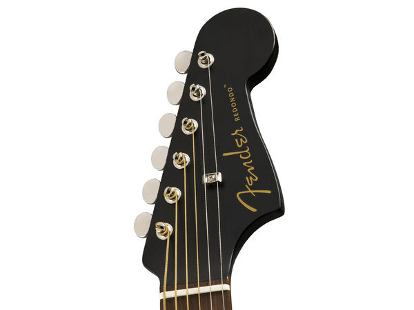 FENDER Redondo Special PF Matte Black with bag
