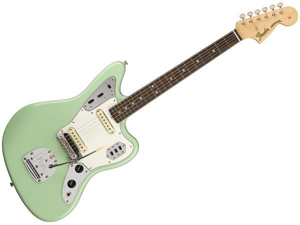 FENDER American Original '60s Jaguar RW Surf Green