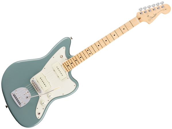 FENDER American Professional JazzMaster MN Sonic Gray