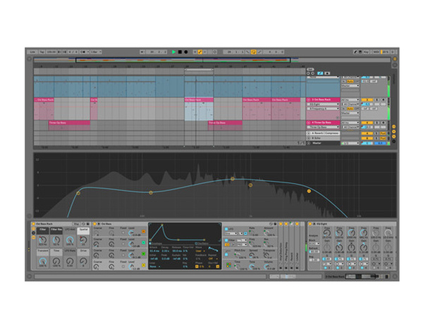 ABLETON Live 10 Standard - Upgrade from Intro (download)